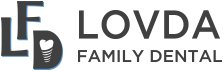 Lovda Family Dental Logo
